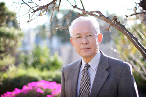 Rev. Dr. Takeo Uesugi. Photo by Adrienne Gunde Photography.V2