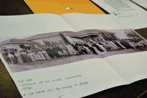 JAPANESE AMERICANS IN YOLO ­COUNTY — The Woodland Community College Ethnic Studies program is exhibiting photos depicting the Japanese American community in Yolo county from before World War II.  photo by Heather Ito/Nichi Bei Weekly