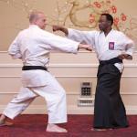 Steeped in tradition, American karate pioneer Bernard Edwards