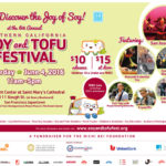 Soy and Tofu Fest at new venue June 4