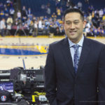 Brett Yamaguchi, the Golden State Warriors' entertainment orchestrator
