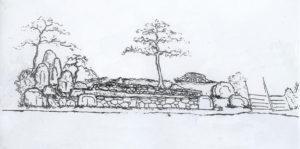 Proposed Issei Commemorative Garden. by Shigeru Namba