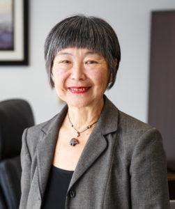 Mariko Yamada. photo courtesy of Mariko Yamada for Senate 2016