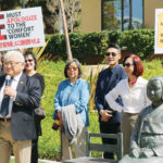U.S. top court dismisses appeal over 'comfort women' statue in Calif