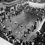 Obon dancing in America: Reverend Yoshio Iwanaga photo album