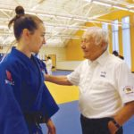 Japanese American judo legend to visit Japan for 2nd Tokyo Olympics at age 100