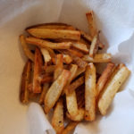 THE GOCHISO GOURMET: Doin' a q check: testing out the air fryer