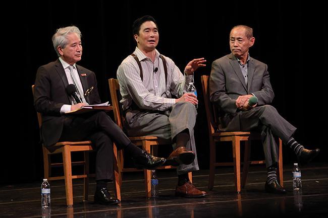 Broadway actor Greg Watanabe brings resister Hirabayashi's story to S.F.