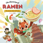 Ramen history served up in bite-sized pieces
