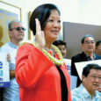 Taking a Stand: Despite battling cancer, Sen. Hirono shines in national spotlight