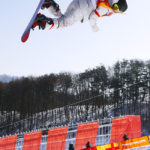 Kim wins halfpipe to continue U.S. snowboard supremacy