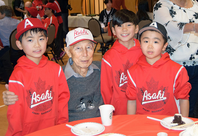 'New Asahi' celebrate legacy of Japanese Canadian baseball legends