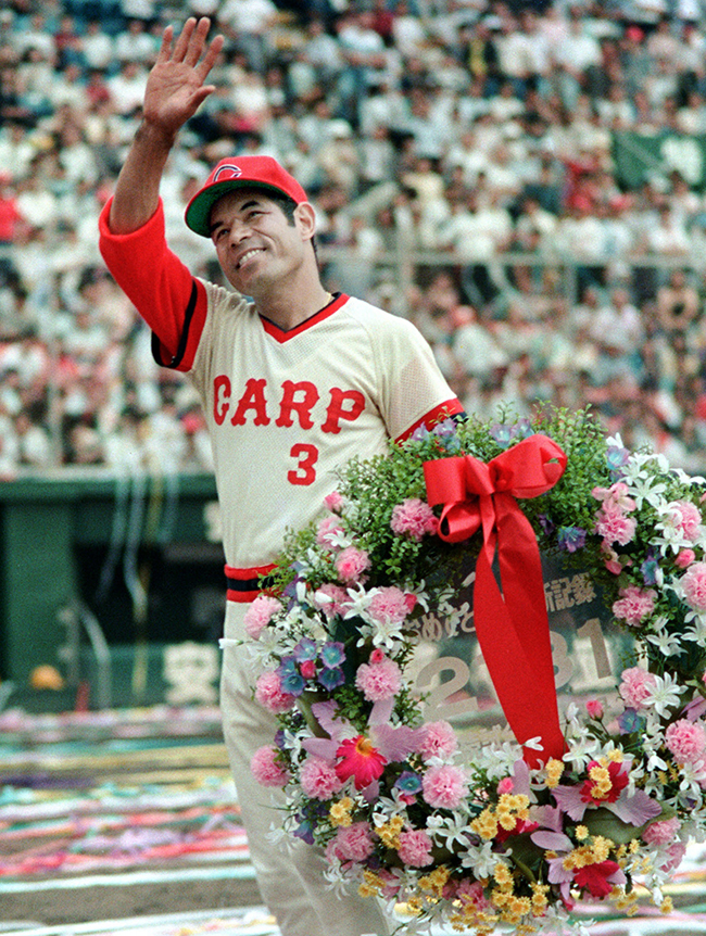 Japanese baseball 'Iron Man' Kinugasa, son of African American, dead at 71