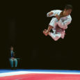 Speaking the language of karate for the Tokyo Olympics