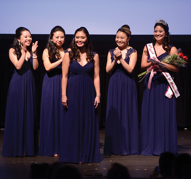 Nicole Tachiki named 2018 Northern California Cherry Blossom Queen