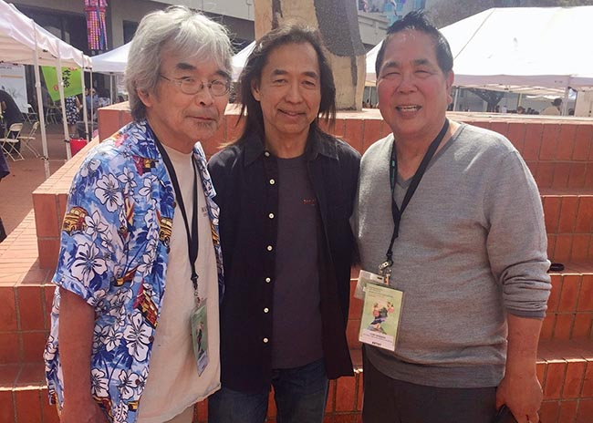Lifelong friends create film on stuntman Imada, other untold stories