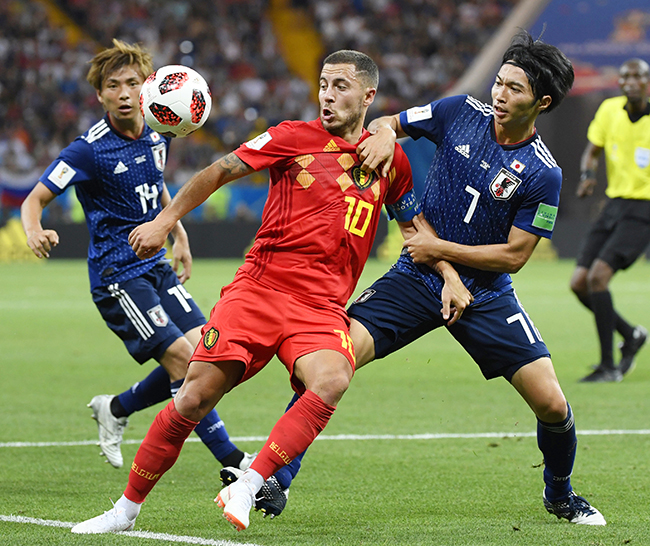 Despite disappointment, Japan can take pride