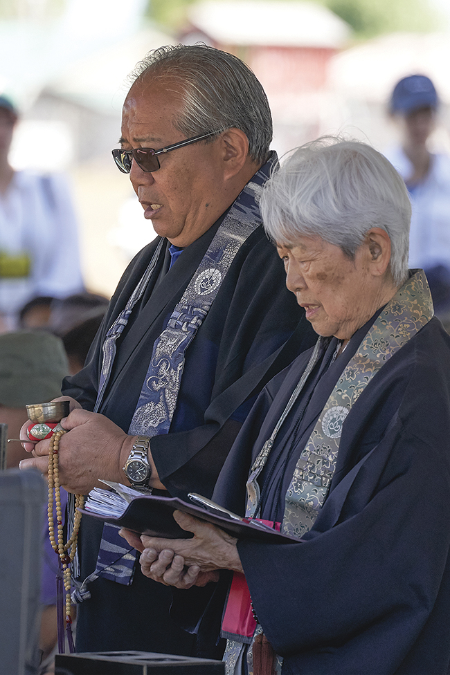 More than 400 converge upon 'hallowed ground' at Tule Lake Pilgrimage