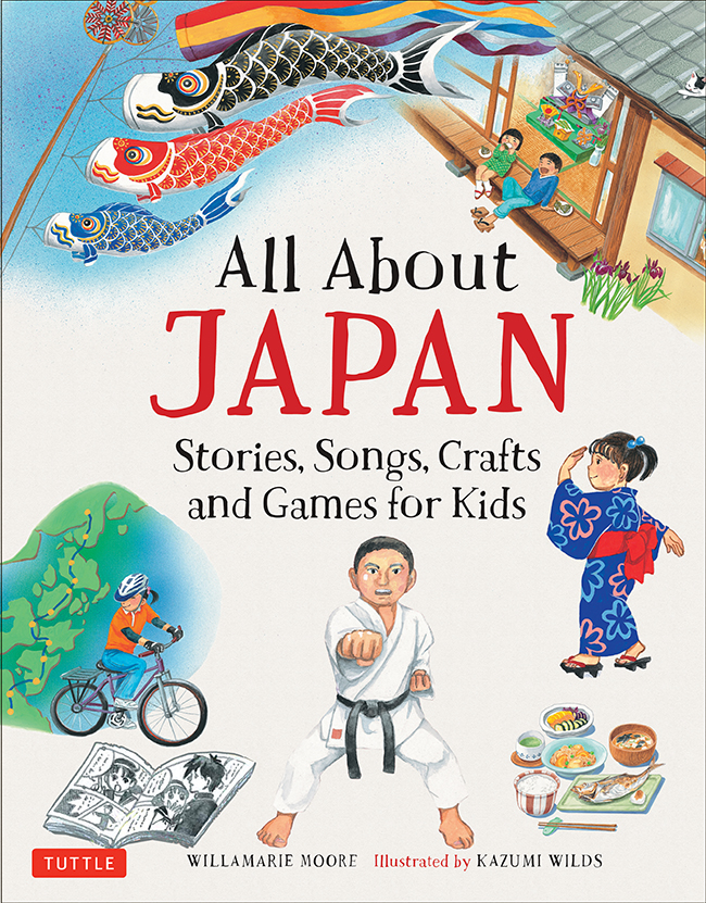 A kid-friendly primer on Japan
