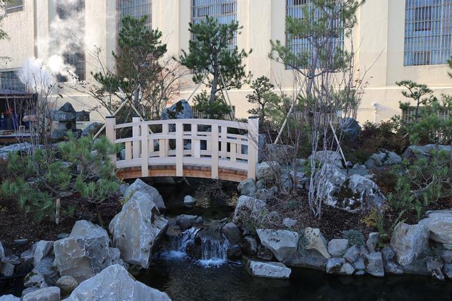 Oregon prison's healing garden offers renewed perspective