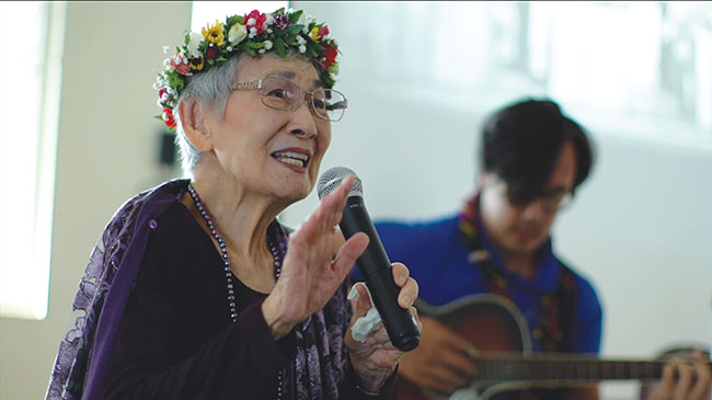 Film uncovers little-known story of music in camp by incarcerated Nikkei