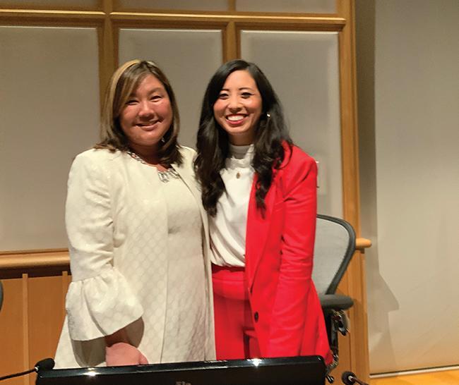 Abe-Koga, Kamei become Mountain View mayor and vice mayor