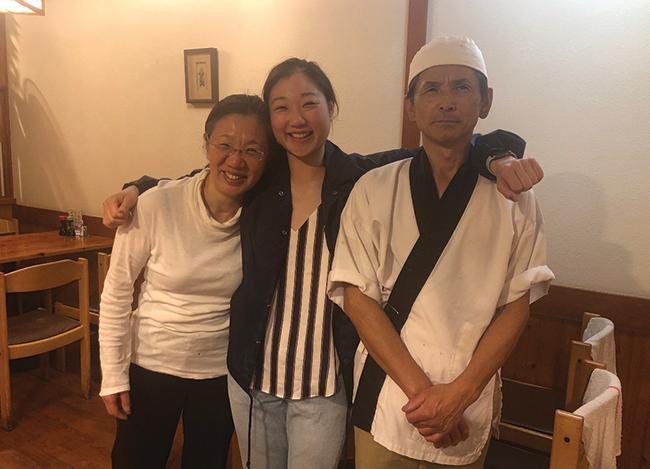 Olympic skater Mirai Nagasu helps save parents' restaurant