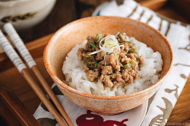 All-Purpose Miso Meat Sauce (Niku Miso) 肉味噌