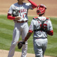 Ohtani falters in return to the mound