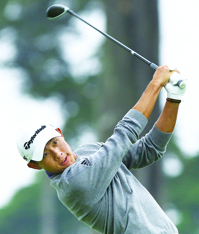 'I am who I am': Collin Morikawa embraces his role as an Asian American athlete
