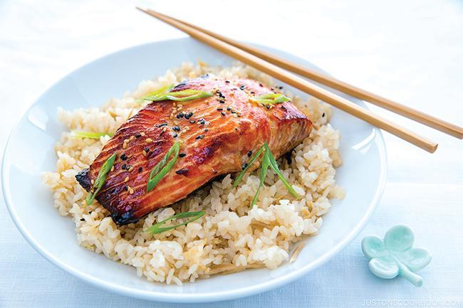 Miso Salmon 味噌サーモン
