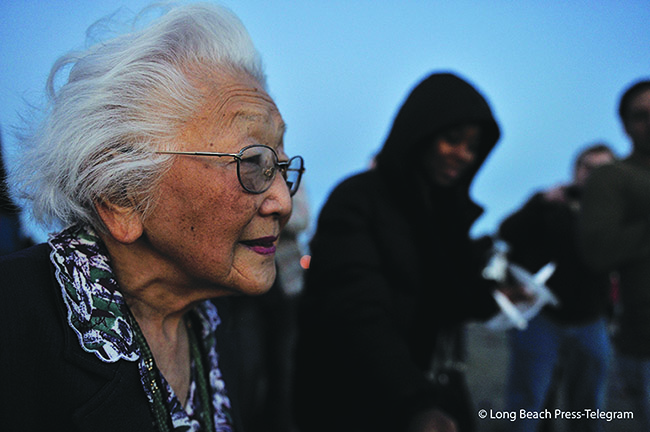 Eunice Sato, Long Beach's first female mayor, dies at 99