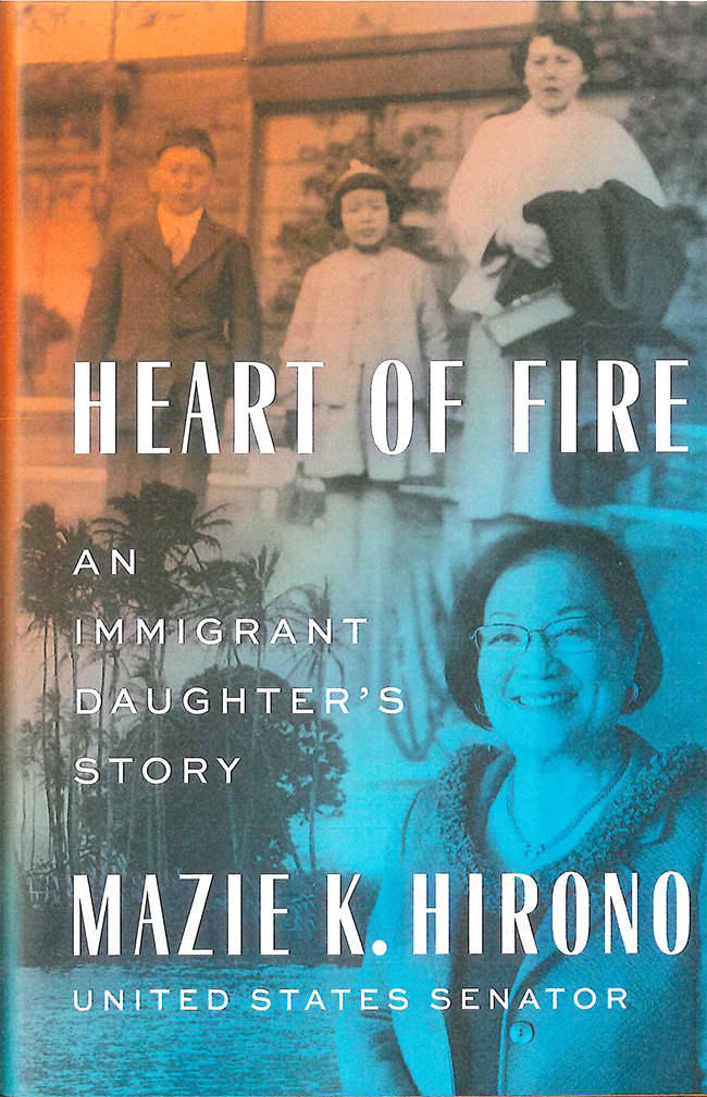 Mazie Hirono's journey from underdog to advocate for underserved populations